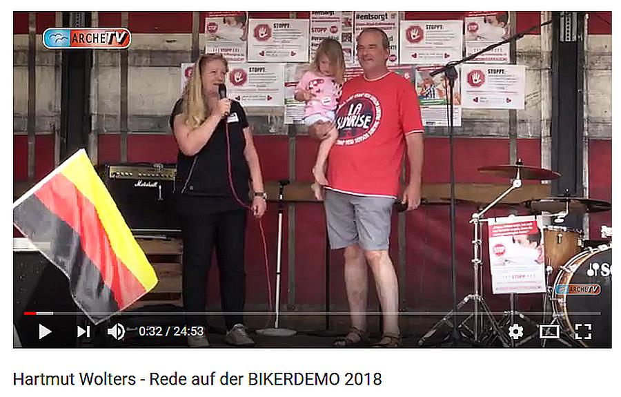 """1. Vorsistzender des VAfK e.V. Köln: """"Die Männer müssen sich immer schön anpassen !"""""""