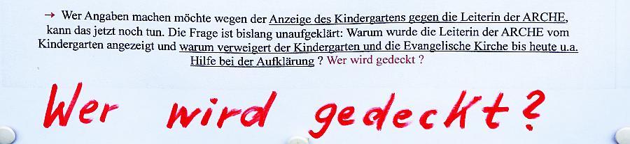 ARCHE Keltern-Weiler Kindergarten Weiler in Not Beihilfe Hilfeverweigerung_05