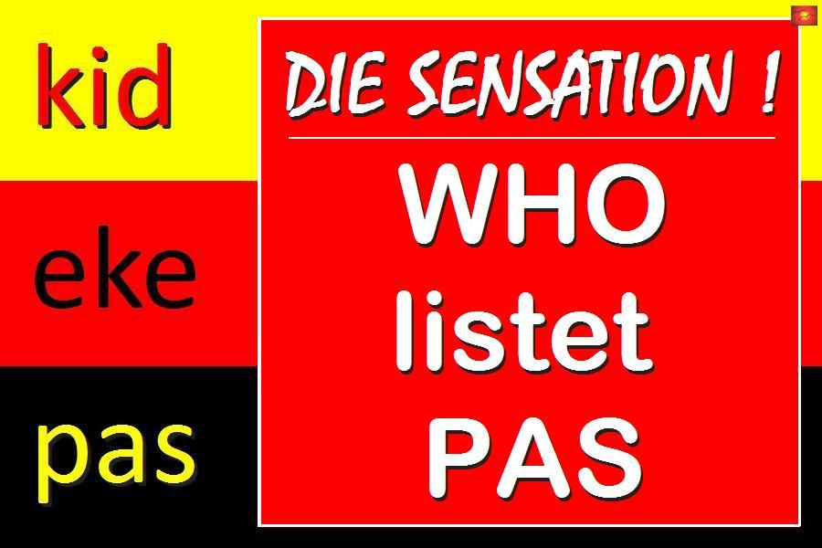 ARCHE kid - eke - pas WHO listet PAS_00a