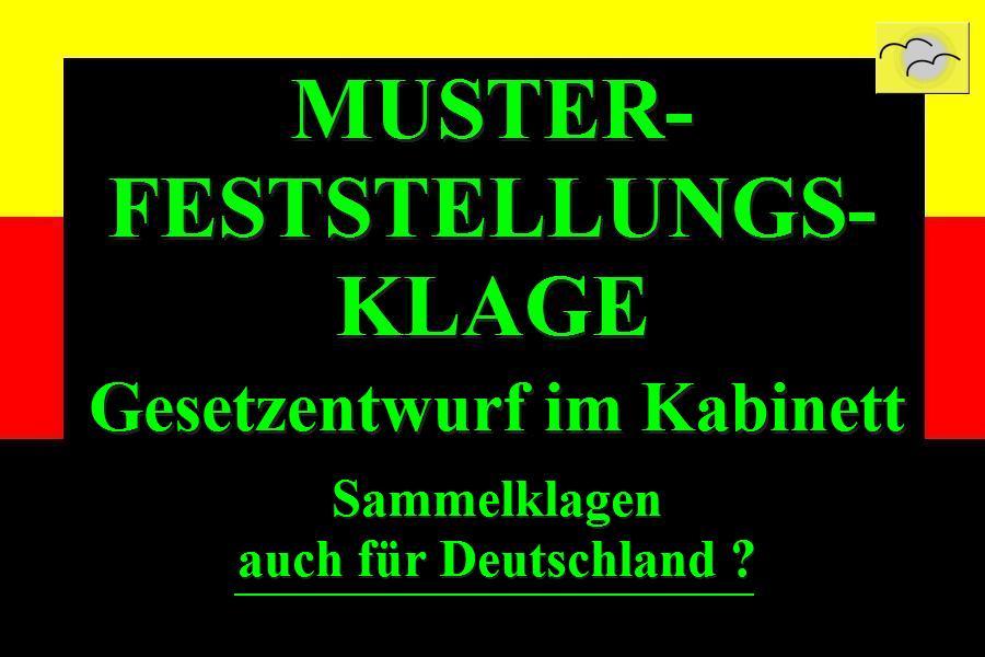 ARCHE Musterfeststellungsklage Sammelklage Deutschland_00aa